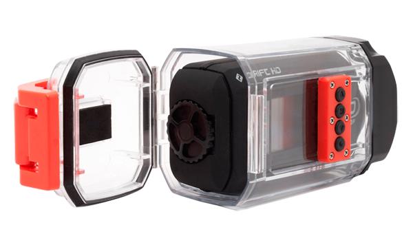 Drift HD Action camera waterproof case