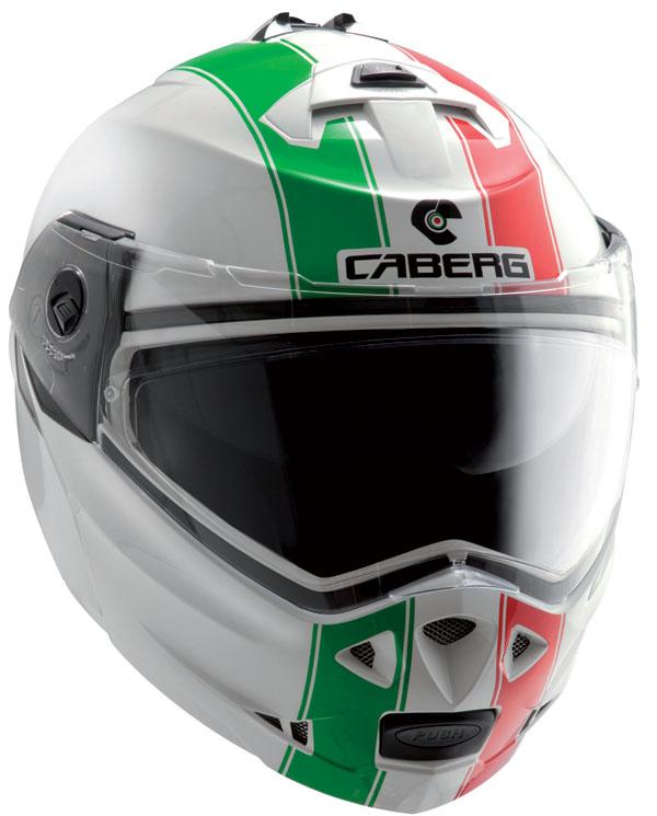 Casco modulare Caberg DUKE LEGEND Italy