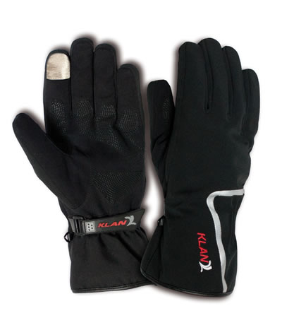 Klan Easy Heated gloves with cable included