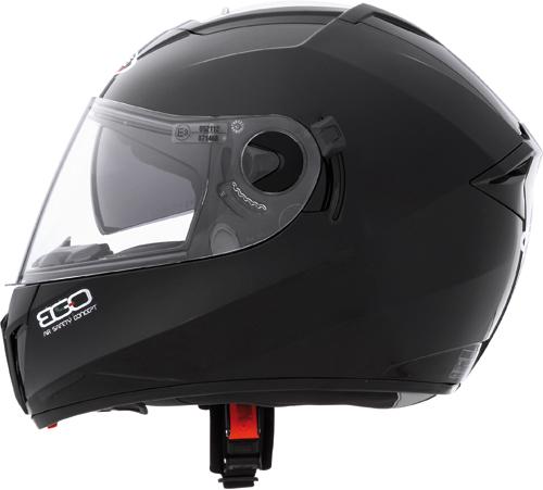 CABERG Ego full-face helmet col. black painted