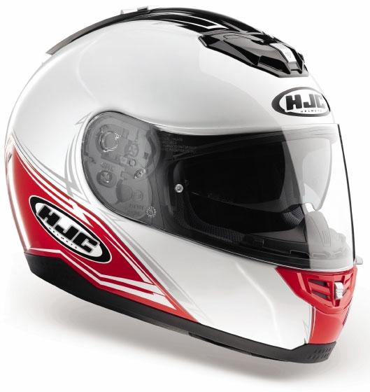 Casco moto integrale HJC FS11 Emblem MC1