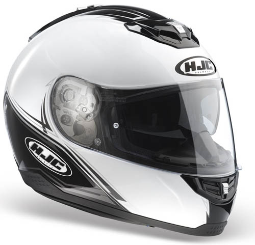 Casco moto integrale HJC FS11 Emblem MC10