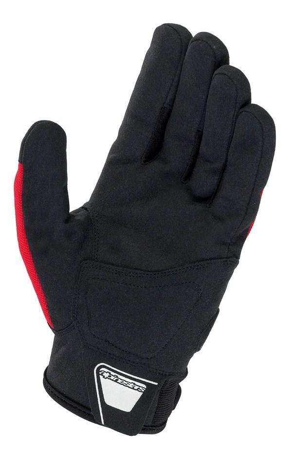 Alpinestars Engin summer gloves black red