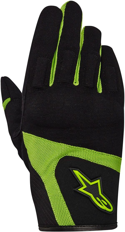 ALPINESTARS Esprit street gloves black-green