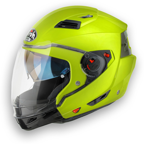 Airoh Executive Color High  Visibility crossover helmet