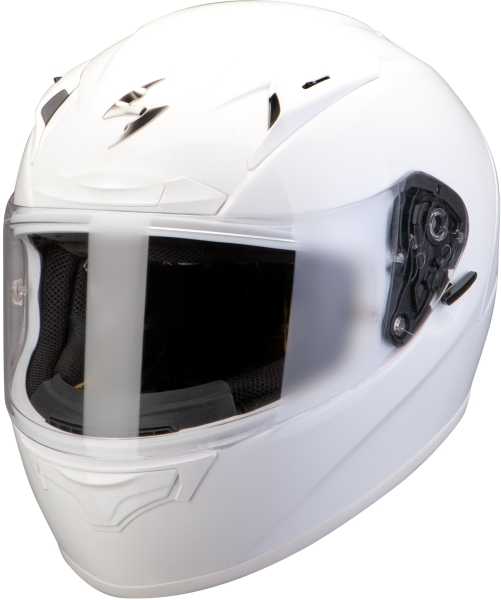 Scorpion Exo 2000 Air full face helmet White