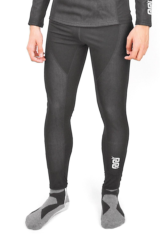 OJ Windtrouser thermal pants black