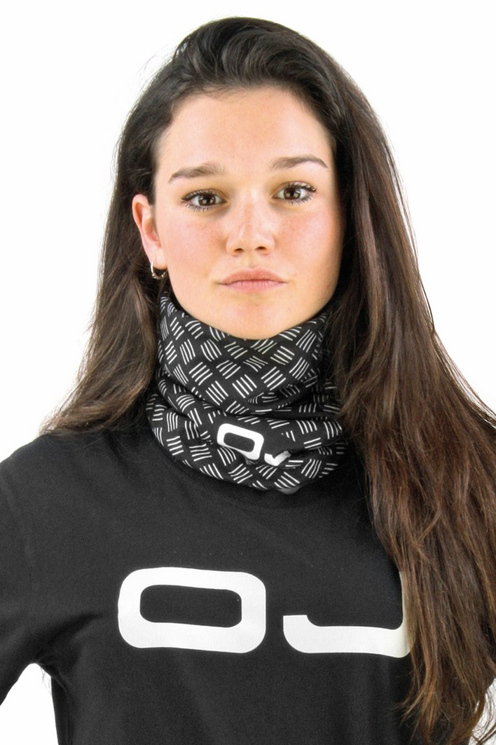 OJ Collar Metal neck warmer