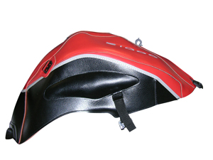 Copriserbatoio Bagster Kawasaki Z1000-09 Red / Black