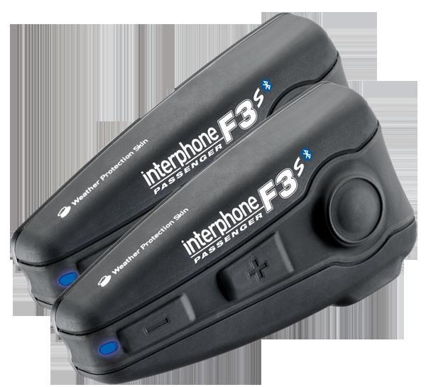 Cellular Line F3S Plus multi user system for 2 helmets