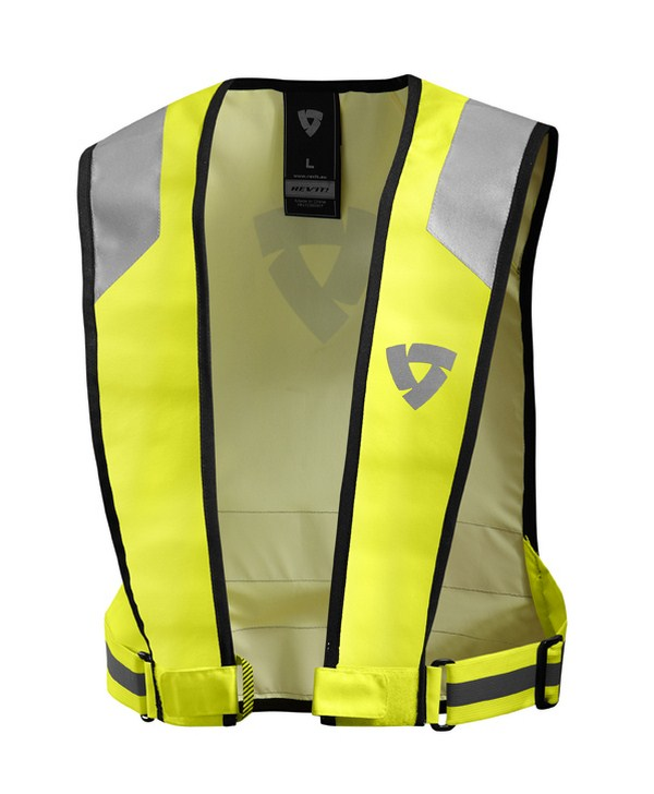 High visibility vests Rev'it Connector Yellow Neon