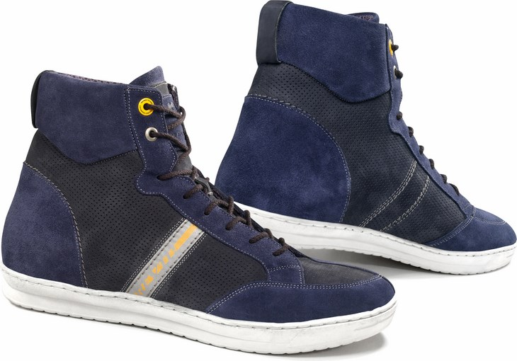 Shoes Rev'It motorcycle Stelvio Blue