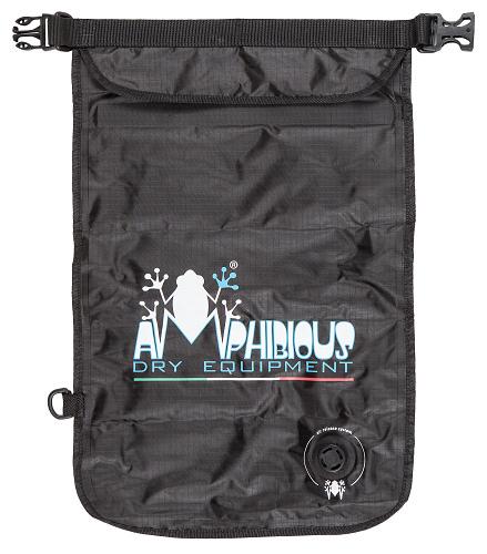 Waterproof bag Amphibious X-5 Black Light