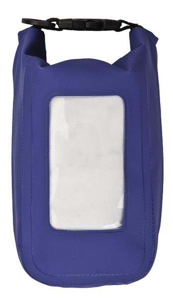 Waterproof pocket Amphibious Mini Blue Window