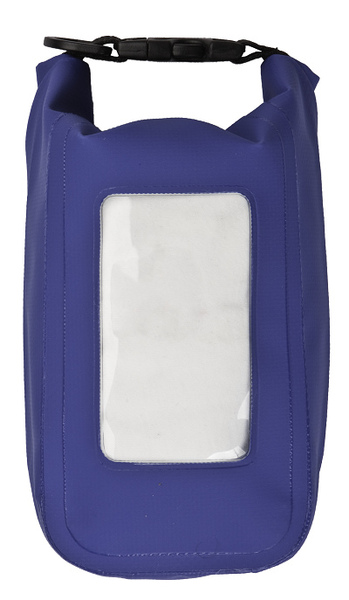 Tasca impermeabile Amphibious Mini Window Blu