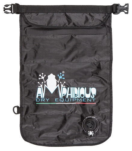 Waterproof bag Amphibious X-Light Evo 15 Black