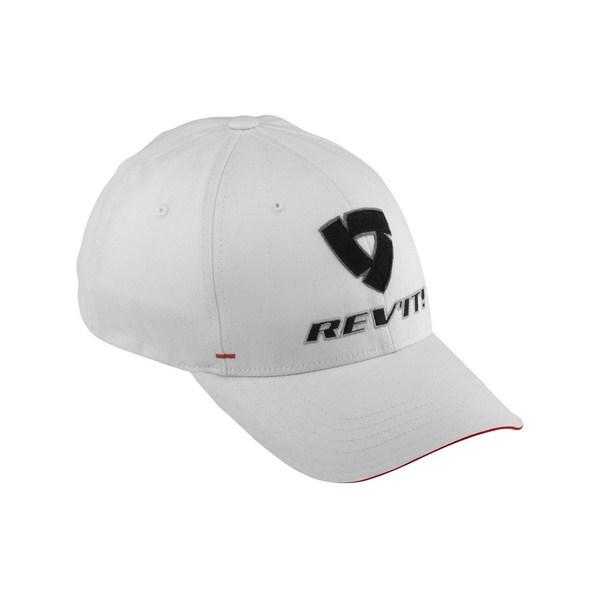 Cappellino Rev'it Rev2 Bianco