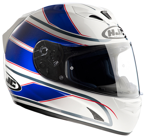 HJC FG15 Arrowy MC2 full face helmet