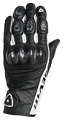 REV'IT! Airvolution Ladies' Summer Gloves - Col. Black/White