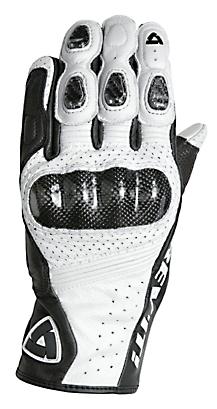 REV'IT! Airvolution Ladies' Summer Gloves - Col. White/Black