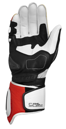 Gloves Rev'it Jerez Red-White