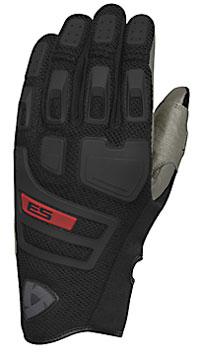 REV'IT! Sand Summer Gloves - Col. Black/Safari