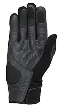 Guanti moto Rev'it Sand argento-nero