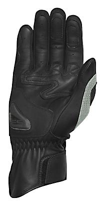REV'IT! Dirt Summer Gloves - Col. Black/Silver Grey
