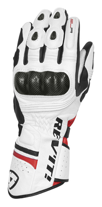 Gloves Rev'it SLR White-Red