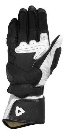 Gloves Rev'it Raven Ladies White-Red