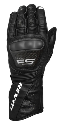 Gloves Rev'it Tarmac Black-Blue
