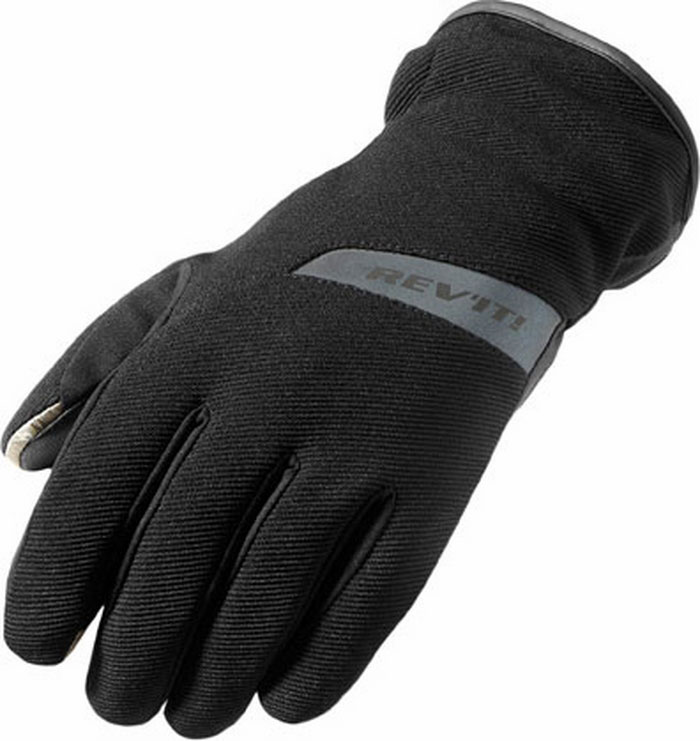 Rev'it Sense H20 motorcycle gloves black