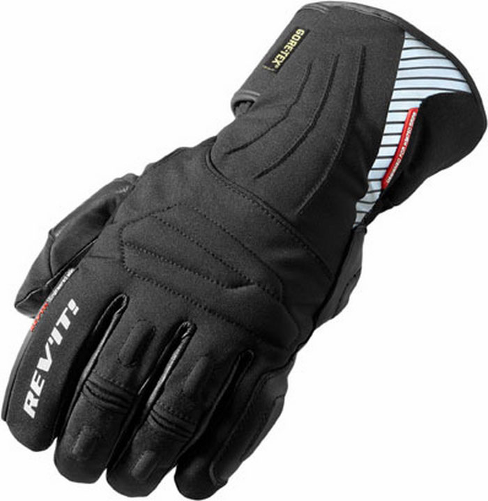 Rev'it Fusion GTX winter  motorcycle gloves black