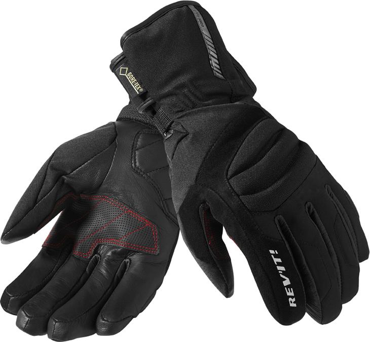 Rev'it Centaur GTX Ladies motorcycle gloves black