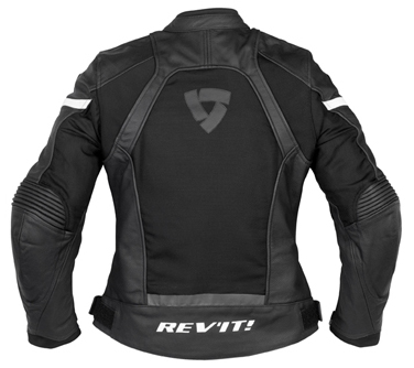 Jacket Rev'it Phoenix Black-White
