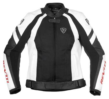 Jacket Rev'it Phoenix Bianco-Nero