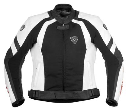 Jacket Rev'it Phoenix White-Black