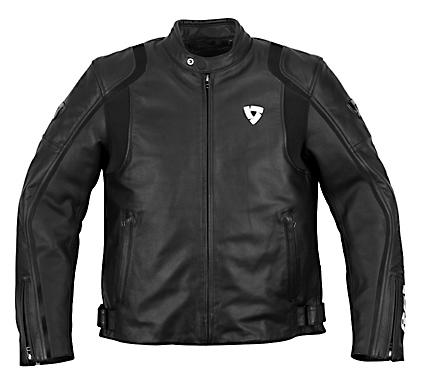 REV'IT! Zodiac Jacket - Col. Black