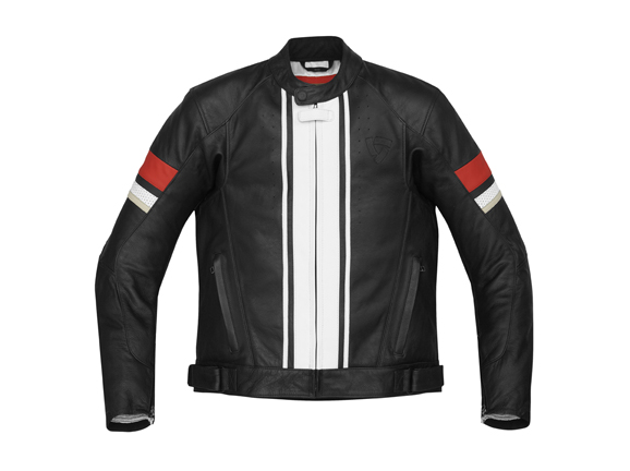 Jacket Rev'it CR Black-Red