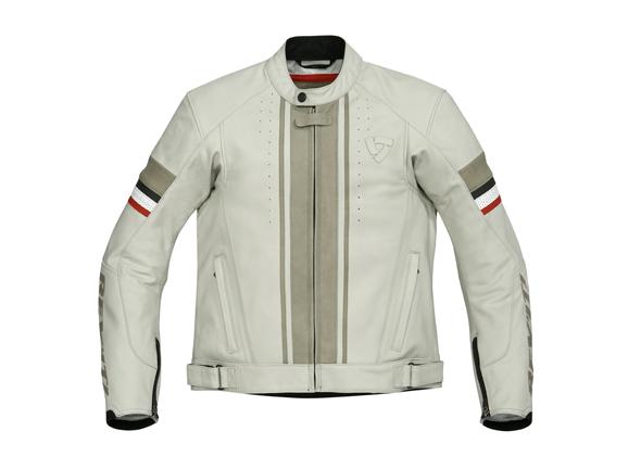 Jacket Rev'it CR Cream-Titanium