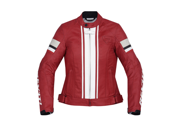 Jacket Rev'it CR Ladies Red-White