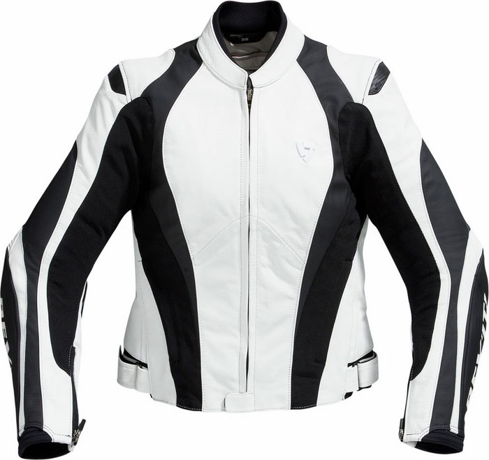 Jacket Rev'it Raven Ladies White-Black