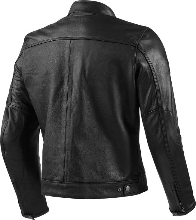 Rev'it Roamer leather jacket black