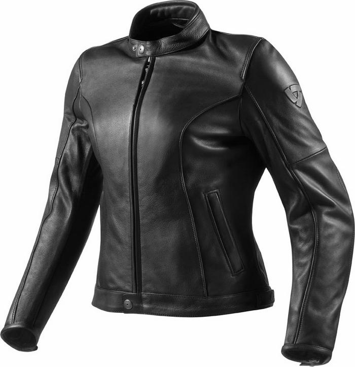 Rev'it Roamer Ladies leather jacket black