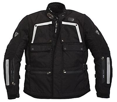 REV'IT! Cayenne Pro Jacket - Col. Black