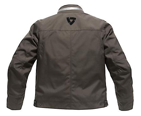 Giacca moto Rev'it Bronx titanio scuro