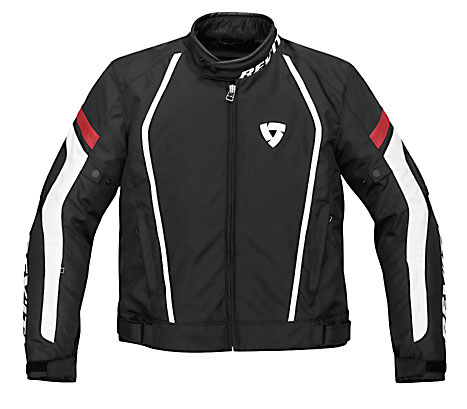 REV'IT! Apollo Jacket - Col. Black/Red
