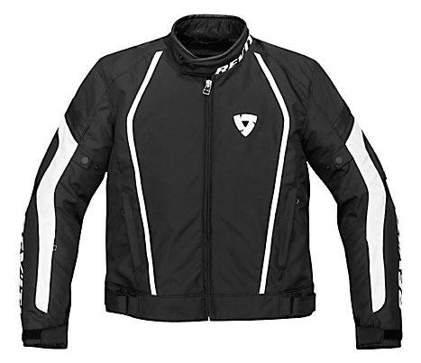REV'IT! Apollo Jacket - Col. Black/White