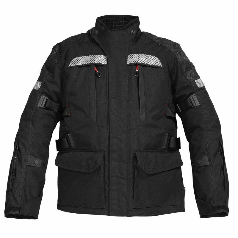 REV'IT! Legacy GTX Jacket - Col. Black