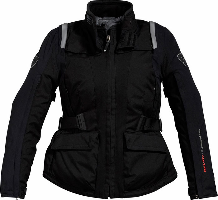 REV'IT! Ventura Ladies' Jacket - Col. Black